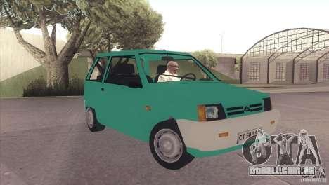 Dacia 500 Lastun para GTA San Andreas esquerda vista