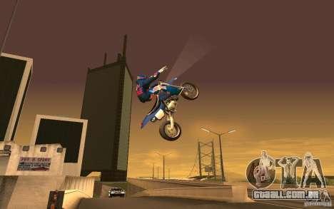 Red Bull Clothes v1.0 para GTA San Andreas décimo tela