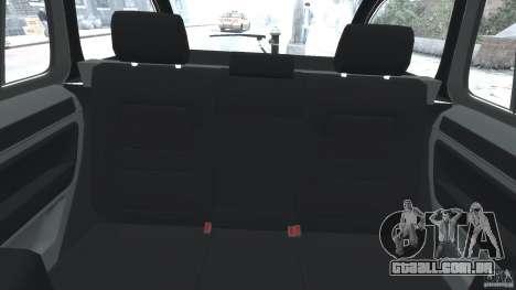 Skoda Octavia Scout Essex [ELS] para GTA 4 vista de volta