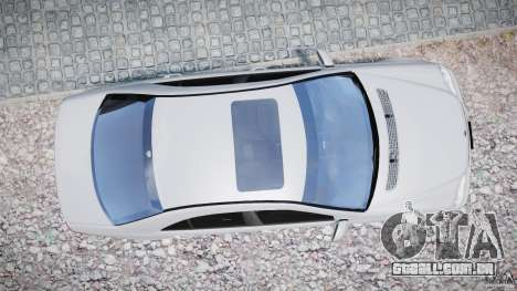 Mercedes-Benz C32 AMG 2004 para GTA 4 vista direita