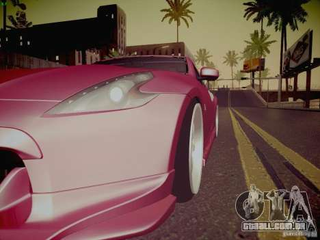 Nissan 370Z Fatlace para o motor de GTA San Andreas
