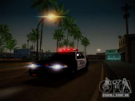 ENBSeries by Treavor V2 White edition para GTA San Andreas sétima tela