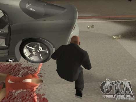 Novas texturas de dinheiro para GTA San Andreas terceira tela