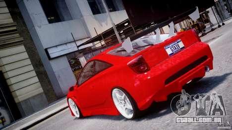 Toyota Celica Tuned 2001 v1.0 para GTA 4