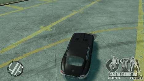 Jaguar XK E-type para GTA 4 traseira esquerda vista