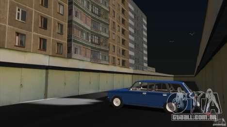 Arzamas beta 2 para GTA San Andreas terceira tela