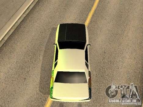 Elegia por Foresto_O para GTA San Andreas vista interior