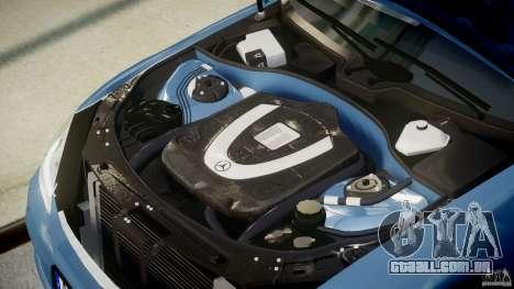 Mercedes-Benz S63 AMG [Final] para GTA 4 vista direita