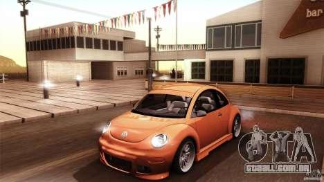 Volkswagen Beetle RSi Tuned para o motor de GTA San Andreas