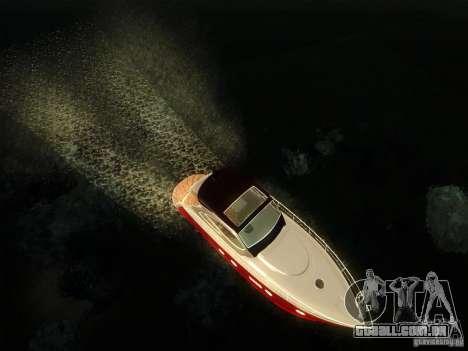 ENBSeries by muSHa para GTA San Andreas por diante tela