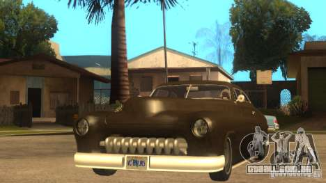 Hermes HD para GTA San Andreas vista direita