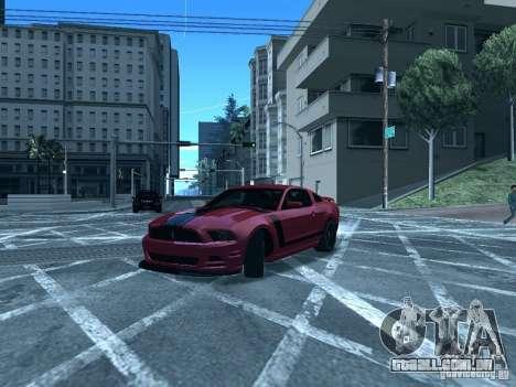 ENB Series By Raff-4 para GTA San Andreas quinto tela