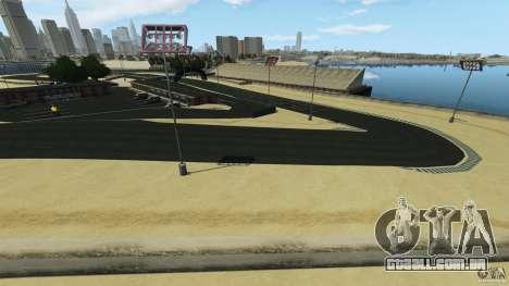 Laguna Seca [HD] Retexture para GTA 4 twelth tela