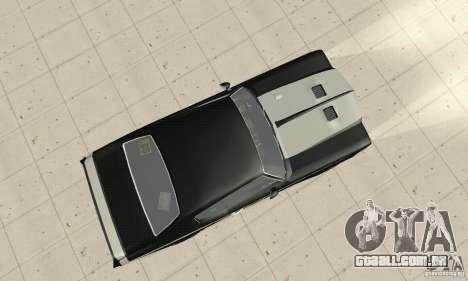 Buick GSX Stage-1 para GTA San Andreas vista direita
