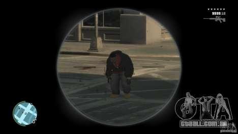 Contagium v1.2b para GTA 4 sétima tela