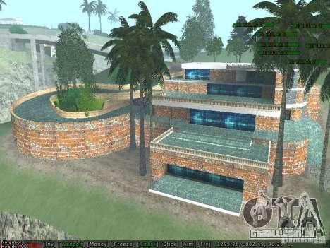 Villa Nova Med-Dogg para GTA San Andreas