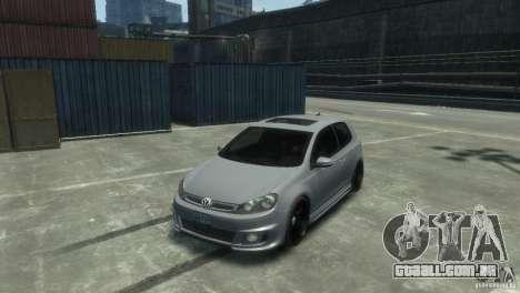 Volkswagen Golf GTI para GTA 4