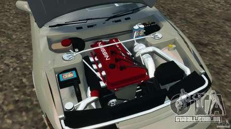 Nissan Silvia S13 DriftKorch [RIV] para GTA 4 vista lateral