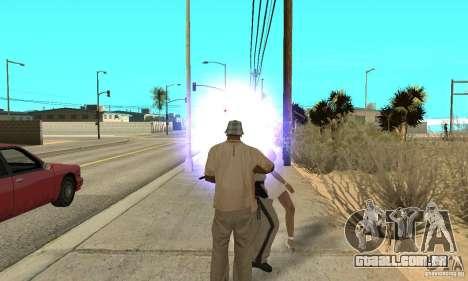 Hipnose em San Andreas para GTA San Andreas sétima tela