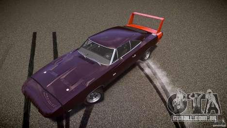 Dodge Charger Daytona 1969 [EPM] para GTA 4 rodas