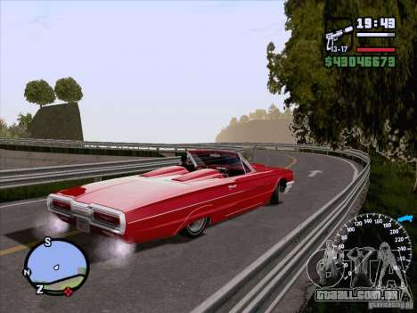 ENB Series v1.5 Realistic para GTA San Andreas sétima tela