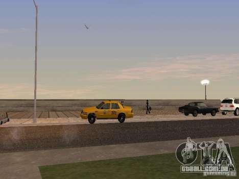 Mega Cars Mod para GTA San Andreas twelth tela