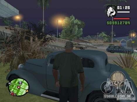 Lock picking para máquinas como no Mafia 2 para GTA San Andreas