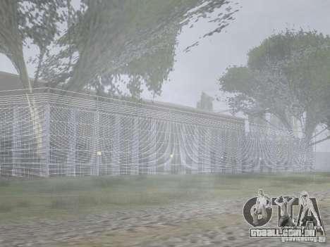 O primeiro táxi Parque versão 1.0 para GTA San Andreas sétima tela