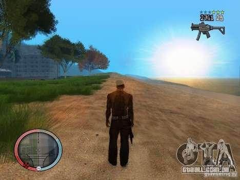 GTA IV HUD Final para GTA San Andreas sétima tela