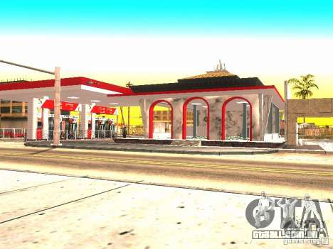 Mesquita e animação, oração para GTA San Andreas segunda tela