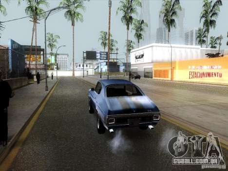 ENBSeries by muSHa para GTA San Andreas