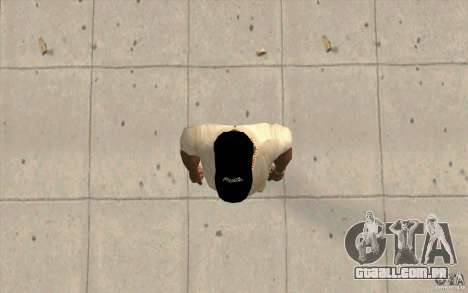 Boné fox para GTA San Andreas terceira tela