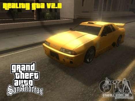 Reality GTA v2.0 para GTA San Andreas