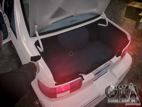 Chevrolet Caprice 1993 Rims 1 para GTA 4 rodas