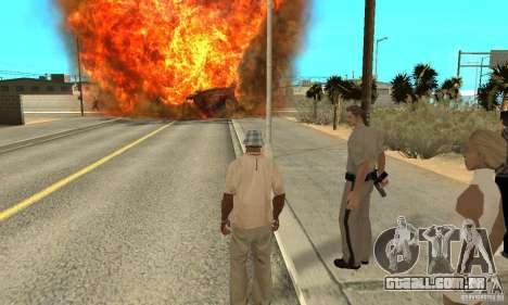 Hipnose em San Andreas para GTA San Andreas nono tela