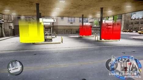 Fuel mod v3.0.0 (BETA) para GTA 4 segundo screenshot