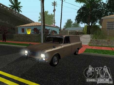 Moskvich 434 para GTA San Andreas