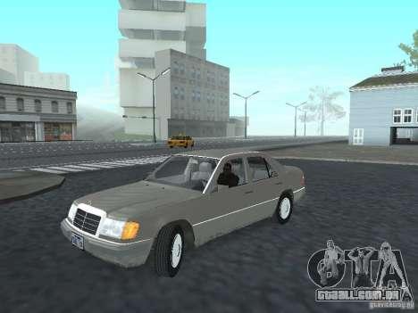 Mercedes-Benz 250D para GTA San Andreas