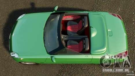 Daewoo Joyster Concept 1997 para GTA 4 vista direita