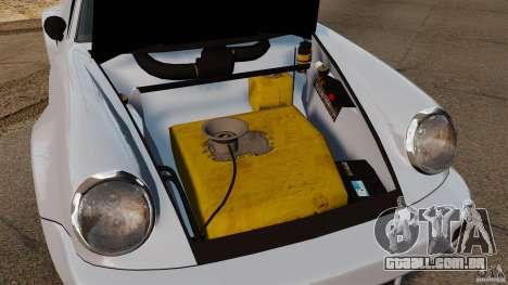 Porsche 911 Carrera RSR 3.0 Coupe 1974 para GTA 4 vista interior