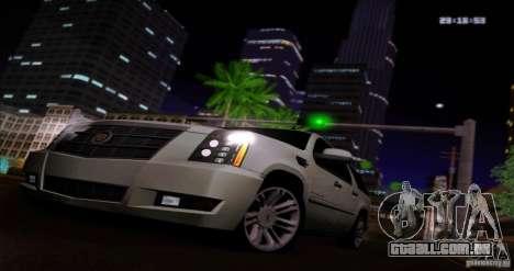 Paradise Graphics Mod (SA:MP Edition) para GTA San Andreas terceira tela