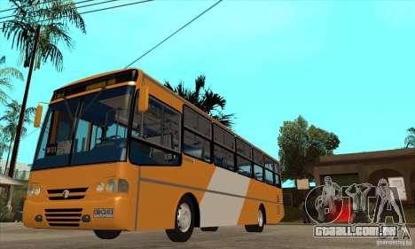 CAIO Alpha Mercedes-Benz OH-142051 skin Zona C para GTA San Andreas