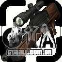 Grande pacote de armas para GTA San Andreas décima primeira imagem de tela