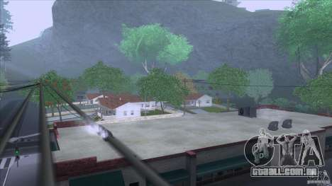 ENBSeries by Allen123 para GTA San Andreas nono tela