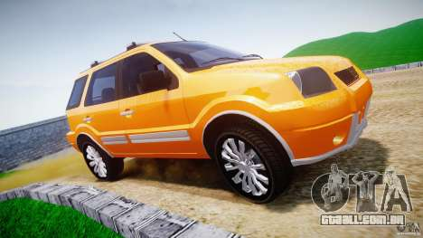 Ford EcoSport para GTA 4