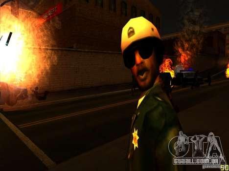 Corrigir animações faciais para GTA San Andreas segunda tela