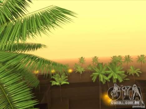 SGR ENB Settings para GTA San Andreas segunda tela