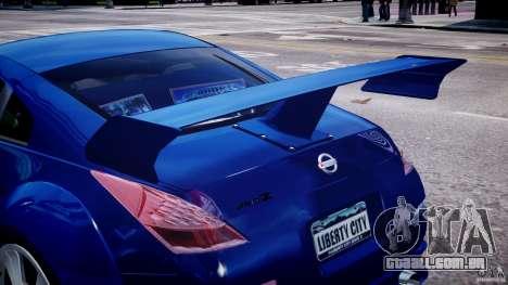 Nissan 350Z Veilside Tuning para GTA 4