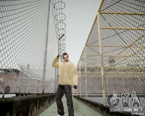 Prison Break Mod para GTA 4 por diante tela