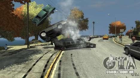 Heavy Car para GTA 4 por diante tela
